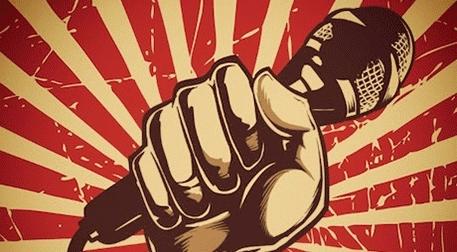 Leman Sahne Stand Up Gecesi Etkinlik Afişi
