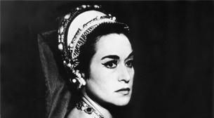 Leyla Gencer Anısına: Donizetti & Puccini Etkinlik Afişi