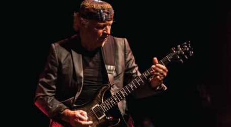Martin Barre-50th Anniversary Celebration-Best of Jethro Tull Etkinlik Afişi