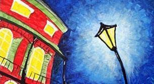 Masterpiece Ankara Resim - Sokak Lambası Etkinlik Afişi