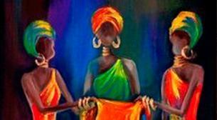 Masterpiece Bostancı Resim - Afrikalılar Etkinlik Afişi