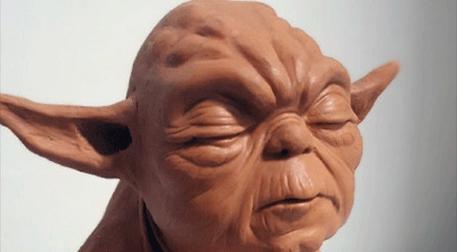 Masterpiece Galata Heykel - Yoda  Etkinlik Afişi