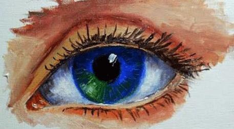 Masterpiece Galata Resim - Göz Etkinlik Afişi