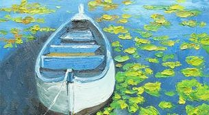 Masterpiece Galata Resim - Tekne Etkinlik Afişi