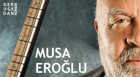 Musa Eroğlu Etkinlik Afişi