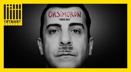 Oksimoron Etkinlik Afişi