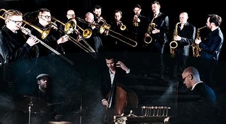 Vein Feat.Aarhus Jazz Orchestra Etkinlik Afişi