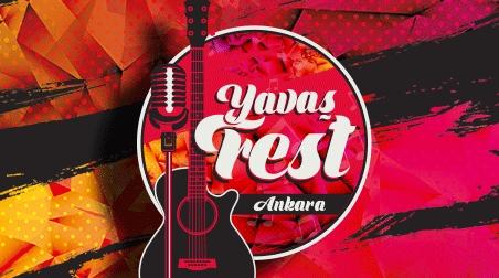 YavaşFest Ankara - 1. Gün Etkinlik Afişi
