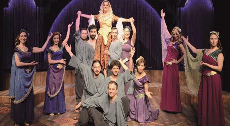 Yedi Kocalı Hürmüz - Ankara Devlet Tiyatrosu Etkinlik Afişi
