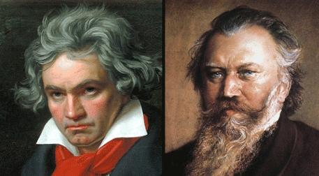 Beethoven & Brahms, Piyanolu Üçlüler Etkinlik Afişi
