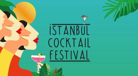 Istanbul Cocktail Festival - Kombine Etkinlik Afişi