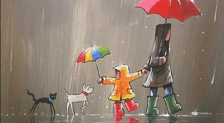 Masterpiece Ankara Resim - Bahar Yağmuru Etkinlik Afişi