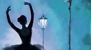 Masterpiece Bostancı Resim - Karanlıkta Dans Etkinlik Afişi