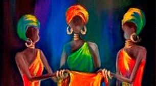 Masterpiece Galata Resim - Afrikalılar Etkinlik Afişi