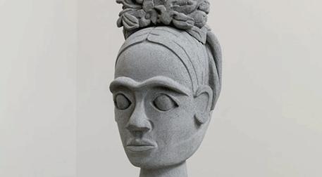 Masterpiece İzmir Heykel - Frida  Etkinlik Afişi
