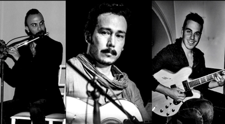 Murat Köseler Flamenco Trio Etkinlik Afişi