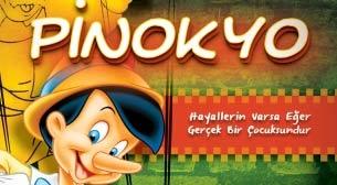 Pinokyo Etkinlik Afişi