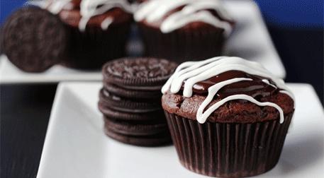 Süslü Cupcakeler Etkinlik Afişi
