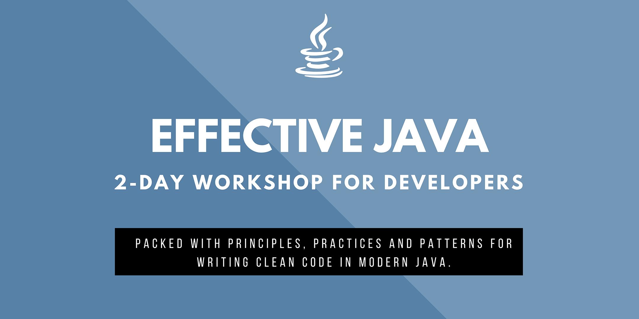 ❗TOP❗ Effective Java 10 for Developers (Istanbul) Etkinlik Afişi