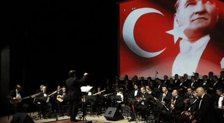 Türkülerden Bir Vatan Etkinlik Afişi