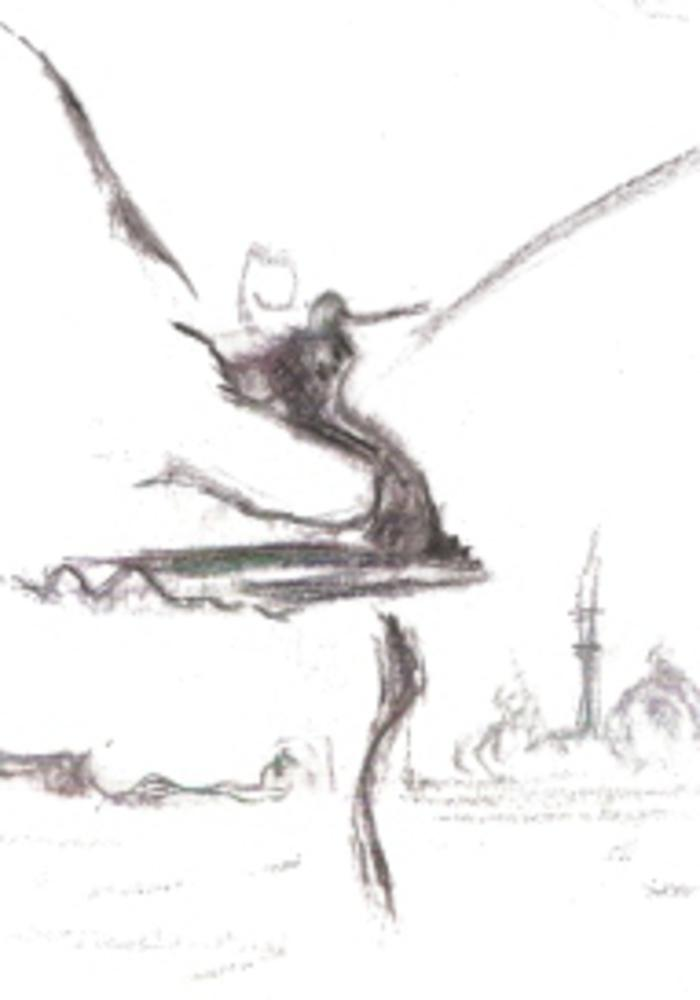 Çocuk Balesi Yıl Sonu Temsili Etkinlik Afişi