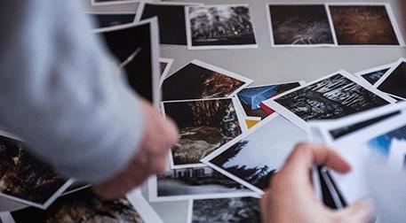Fotoğraf Kitabı Tasarımı Atölyesi Etkinlik Afişi