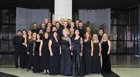 İstanbul Devlet Modern Folk Müzik Topluluğu Etkinlik Afişi