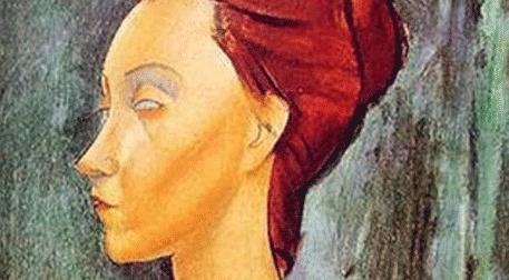 Masterpiece Galata Resim - Modigliani - Lunia Etkinlik Afişi