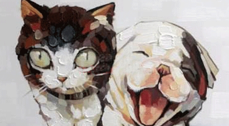 Masterpiece Galata Resim - Tatlı İkili Etkinlik Afişi