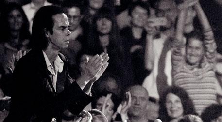 Nick Cave & The Bad Seeds Etkinlik Afişi