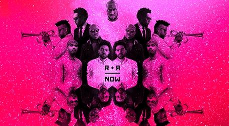 R + R = Now Etkinlik Afişi
