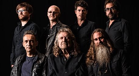 Robert Plant & The SensationalSpace Etkinlik Afişi