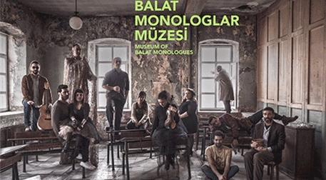 Balat Monologlar Müzesi - Gece Etkinlik Afişi