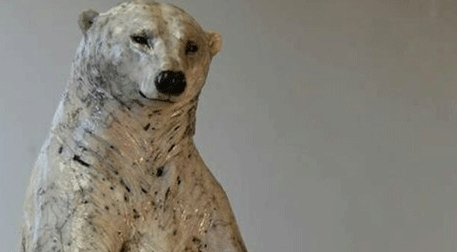 Masterpiece Ankara Heykel - Kutup Ayısı Etkinlik Afişi