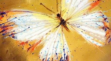Masterpiece Galata Resim - Kelebek Etkinlik Afişi