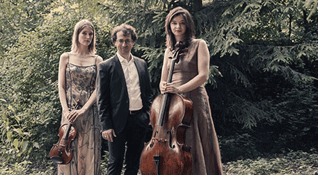 Oberon Trio Etkinlik Afişi