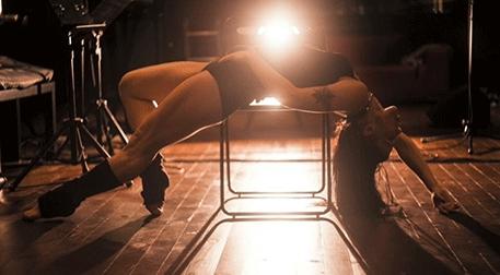 Sandalye Dansı Atölyesi - Kombine Etkinlik Afişi