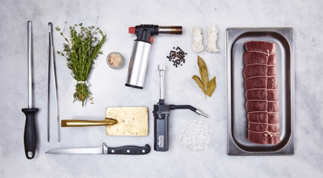 Etler 4x4; Satın Alma; Hazırlama, Pişirme Teknikleri Etkinlik Afişi