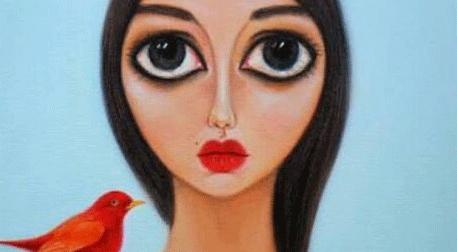 Masterpiece Galata Resim - Kızıl Serçe Etkinlik Afişi