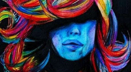 Masterpiece Galata Resim - Rainbow Etkinlik Afişi