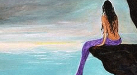 Masterpiece İzmir Resim - Deniz Kızı Etkinlik Afişi