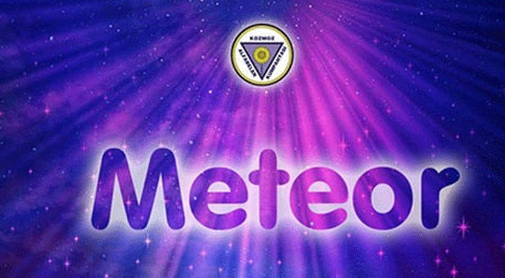 Meteor Etkinlik Afişi