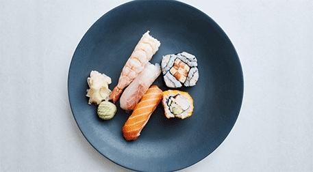 MSA-Sushi Etkinlik Afişi