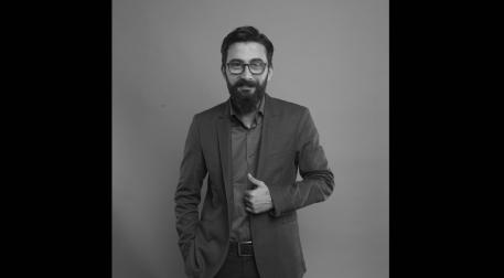 Sercan Alben - Geniş Özet Etkinlik Afişi