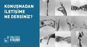 Turkcell Diyalog Müzesi Sessizlikte Diyalog Etkinlik Afişi