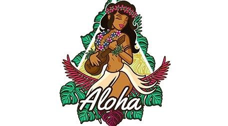 Aloha Summer Party with Hürock Etkinlik Afişi
