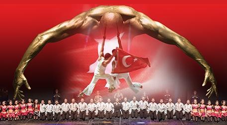 Anadolu Ateşi & İstanbul Dreams Etkinlik Afişi
