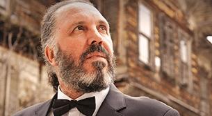 Fatih Erkoç - CRR Senfoni Orkestrası Etkinlik Afişi