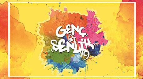 Genç Bi Şenlik 2019 Etkinlik Afişi