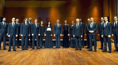 İstanbul Devlet Türk Müziği Araştırma ve Uygulama Topluluğu Etkinlik Afişi